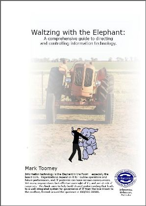 Waltzing with the Elephant Book Cover